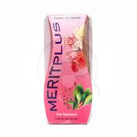 Merit Plus (1 Botol @ 30 Kapsul)