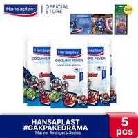 Hansaplast #GakPakeDrama Marvel Avengers Series