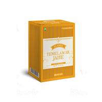 Alamix Temulawak Jahe Sachet (1 Box @ 4 Sachet)
