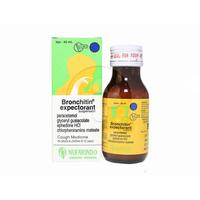 Bronchitin Expectorant Sirup 50 mL