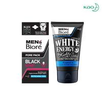Men'S Biore Dirty Pore No More Pack - White Energy