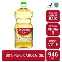 Tropicana Slim Minyak Kanola 946 ml - 100% Pure Canola Oil