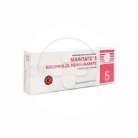 Maintate Tablet 5 mg (1 Strip @ 10 Tablet)