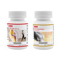Paket Maxvita Calcium 600mg 60 Tablet & Maxvita Glucosamine Chondroitin 60 Tablet