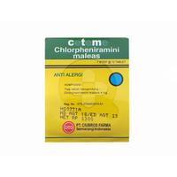 CTM Ciubros Farma Tablet 4 mg (1 Strip - 12 Tablet)