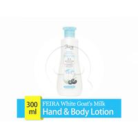FEIRA White Goat's Milk Hand & Body Lotion 300 mL