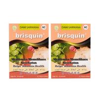 Dami Sariwana Brisquin Pil (1 Box @ 100 Pil) - Twinpack