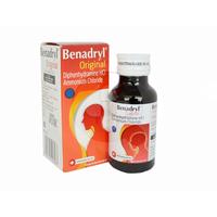 Benadryl Original Sirup 50 mL