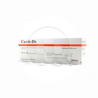 Cavit D3 Tablet (1 Strip @ 10 Tablet)