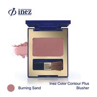 Inez Color Contour Plus Blusher - Burning Sand