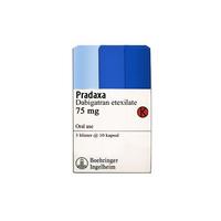 Pradaxa Kapsul 75 mg (1 Strip @ 10 Kapsul)