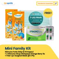 GoA Mini Family Kit - Pandemic Essential