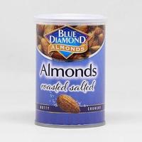 Blue Diamond Almond Roasted Salted 130 g - Almond Asin Panggang