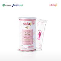 Gluta Gold Strawberry (12 Sachet)