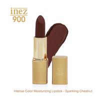Inez 900 Intense Color Moisturizing Lipstick - Sparkling Chestnut