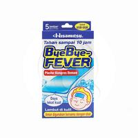 Bye Bye Fever Anak (1 Box @ 5 Pcs)