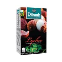 Dilmah Lychee Tea (Tag Tbag 20s)