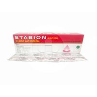 Etabion Kapsul (1 Strip - 10 Tablet)