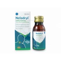 Neladryl Expectorant Sirup 60 mL