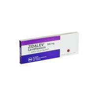 Zidalev Kaplet 500 mg (5 Strip @ 10 Kaplet)