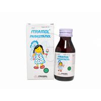 Itramol Sirup 120 mg/5 mL - 60 mL