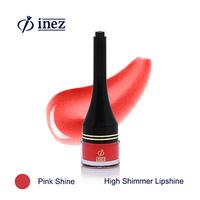 Inez High Shimmer Lipshine - Pink Shine