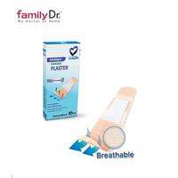 FamilyDr Adhesive Plaster Bandages 10pcs