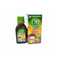 OB Herbal Junior Sirup 60 mL