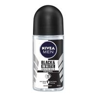 NIVEA MEN Deodorant Black & White Fresh Roll On 50 ml