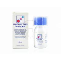 Aloclair Plus Oral Rinse 60 ml