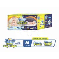 Sweety Bronze E- Package (2 bag Day & 1 bag Overnite) M