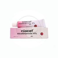 Niacef Gel 15 g