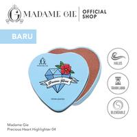 Madame Gie Precious Heart Highlighter 04 - Sepia