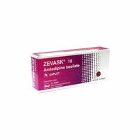 Zevask Kaplet 10 mg (1 Strip @ 10 Kaplet)