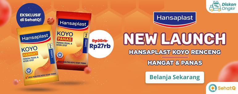 Hansaplast Web
