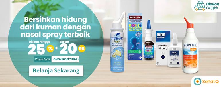 Nasal Spray Campaign Web