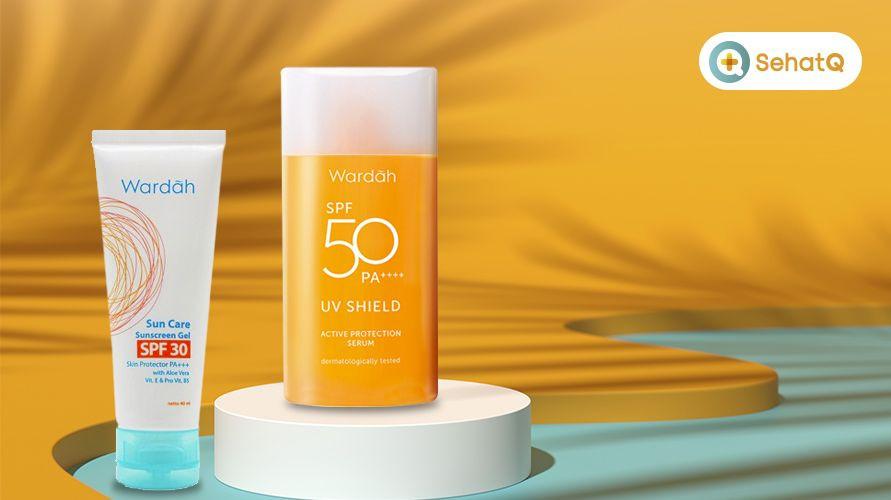Rekomendasi varian sunscreen wardah untuk lindungi kulit dari sinar matahari