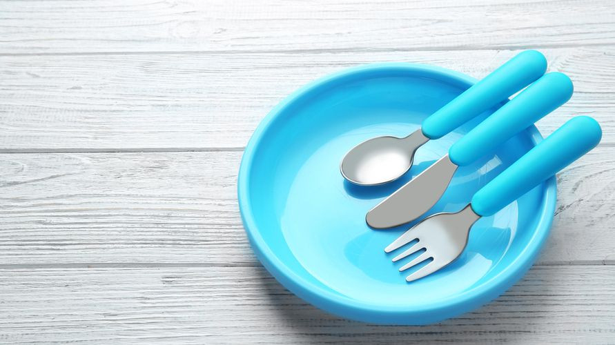 Peralatan makan bayi harus bebas dari bahan berbahaya seperti BPA