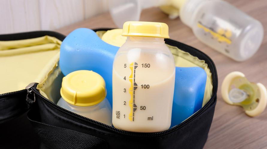Memilih cooler bag ASI harus tepat untuk menjaga kesegaran ASI perah
