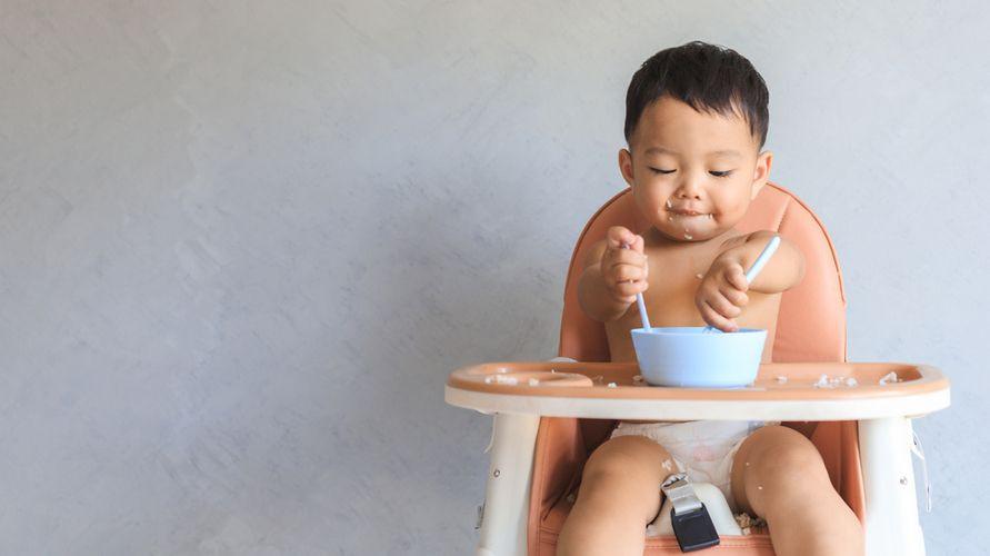 Rekomendasi kursi makan bayi yang bagus 2021