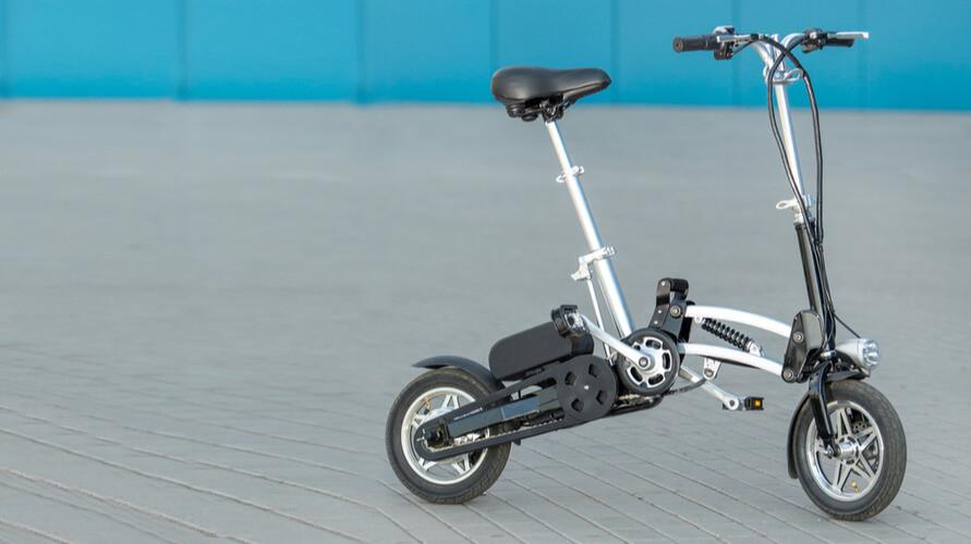 sepeda lipat listrik terbaik yang bisa didapat di pasaran