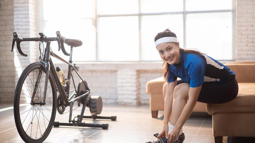 Pemilihan sepatu sepeda yang tepat mengurangi risiko terjadinya cedera