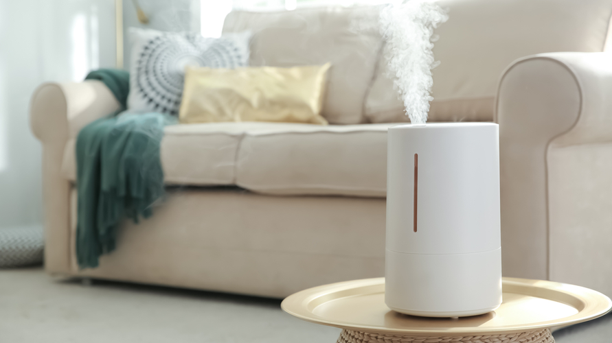 Humidifier terbaik ada banyak merek, antara lain Boneco, Sharp, dan Crane