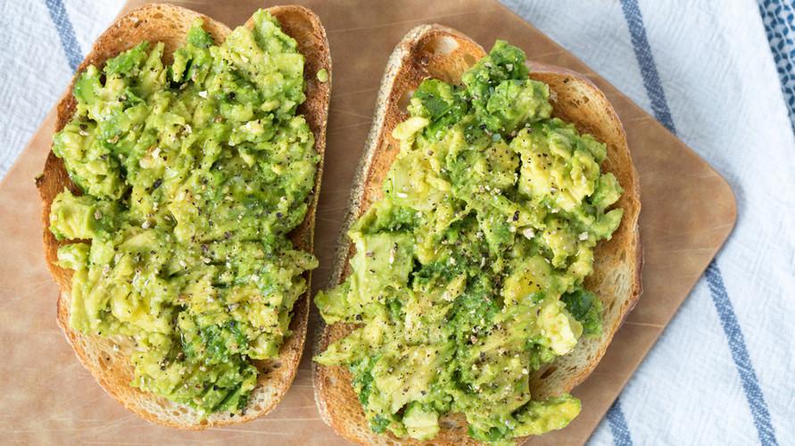 Avocado toast cocok untuk sarapan sehat