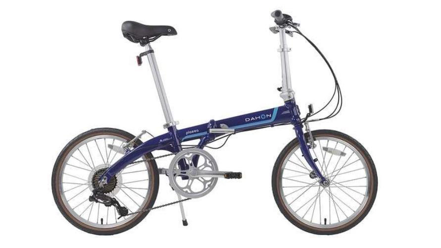 Sepeda lipat Dahon.