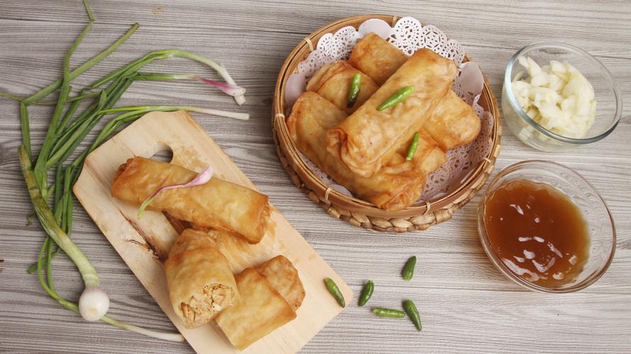 Resep lumpia Semarang bisa dibuat dengan mudah di rumah