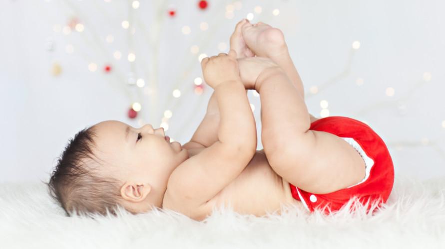 Clodi bayi dapat dicuci dan digunakan berkali-kali.