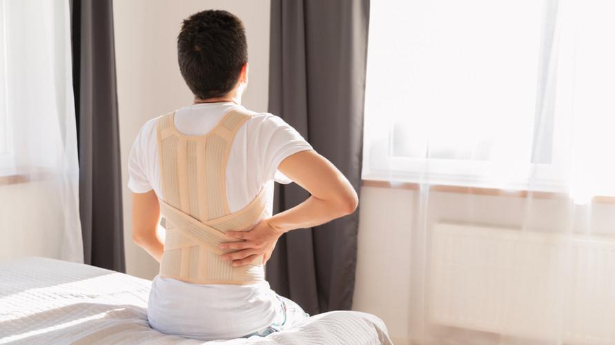 korset tulang punggung belakang