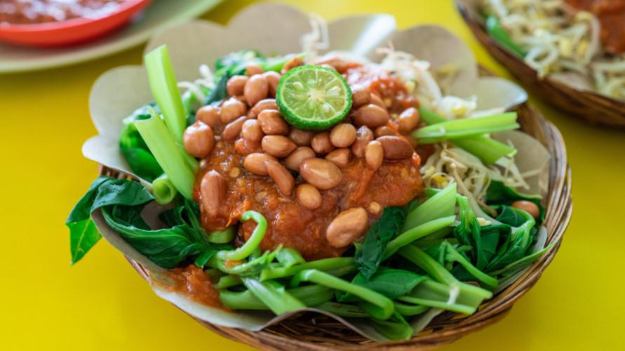 Resep plecing kangkung yang lezat dan sehat
