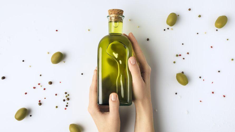 Merk minyak zaitun dapat melembapkan kulit kering